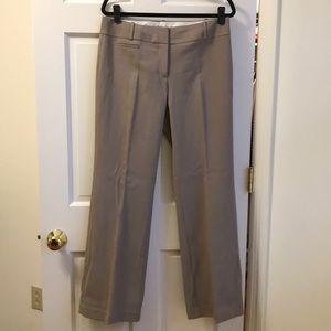 LOFT Julie Tan Dress Pants